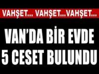 Van Erciş'te vahşet