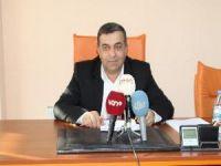 Başkan Özdemir: Ülkenin bütçesi savaşa gidiyor