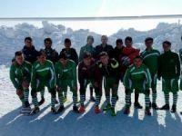 Liseler arası futbol turnuvası sona erdi
