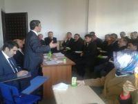Müftülük din dersi öğretmenleri ile toplantı düzenledi
