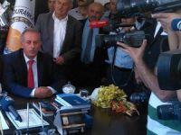 Başkan Keskin Ankara olayını kınadı
