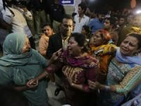 İntihar saldırısı 63 ölü, 300'den fazla yaralı