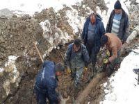 Hakkari Belediyesi içme suyu arızası İçin duyuru yaptı