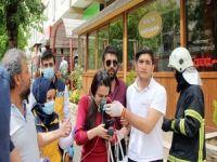 Gaziantep'te patlama 1 ölü 8 yaralı