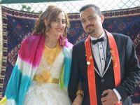 Hakkarili doktor Duran'a görkemli düğün