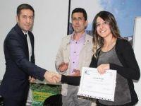 Engelli girişimciler sertifikalarını aldı