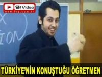 Türkiye'nin konuştuğu öğretmen