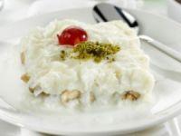 Ramazanda özel tok tutan hafif tatlılar