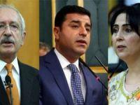 HDP Kılıçdaroğluna yapılan saldırıyı kınadı