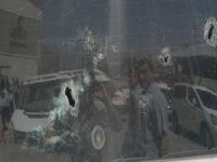 Çukurca'da minibüs tarandı 1 yaralı