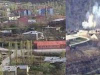 PKK Çukurca tugayına taciz ateşi açtı