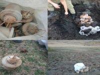 41 adet Valmara, 69 anti-personel mayını bulundu
