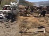 Durak saldırısında 5 ton patlayıcı kullanıldı