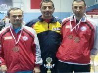 Masa tenisi takımımız Türkiye üçüncüsü oldu