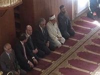 Bakan Soylu: Fırat'ın taziyesine katıldı