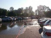 Antalya'da patlama: 10 yaralı