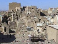 Suudi'ler Yemen'i vurdu: En az 45 ölü