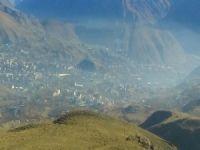 Hakkari'de hava kirliliğinin önüne geçilemiyor!