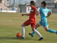 Kadın maçında gol şov: 30-0