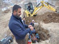 Yüksekova'da su arızaları onarılıyor!