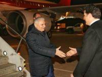 Başbakan Binali Yıldırım Erbil'de!