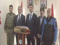 SGK Bakan yardımcısı Yegin valiliği ziyaret etti