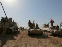 Musul'un batısında kritik operasyon!