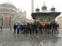 Hakkari AİHL öğrencileri İstanbul'da