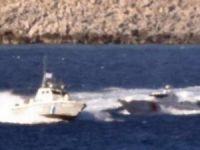Yunan adasında yine kriz çıktı!