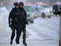 Fransız polisinden parlamentoya baskın