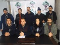HDP ve DBP referendum komisyonu kurdu
