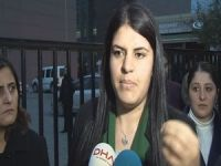 HDP Milletvekili Dilek Öcalan serbest bırakıldı