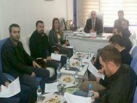 Hakkari SGK bilgilendirme toplantısı düzenledi!