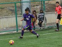 Hakkari Spor Bağlar Belediye Sporu 1-0 yendi