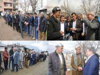 Başkan Çetinkaya'dan İnanç ve Özbek'e sıcak karşılama
