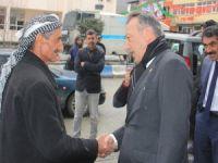 CHP heyeti Hakkarili esnafları ziyaret etti!