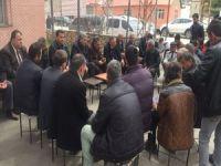 CHP heyeti Çukurca'dan Şırnak'a geçti!