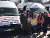 Çukurcalı çocuklar Başkan Fırat'a teşekkür etti!