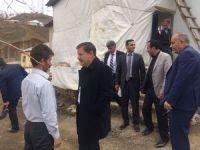 Özbek'ten Geçitli, grup köylerine referandum ziyareti!