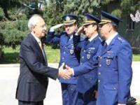 Kılıçdaroğlu: Askeri törenle karşılandı!