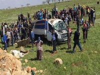 feci kaza: 4 ölü, 8 yaralı
