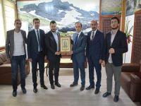 Önder İmam Hatipliler Başkan Epcim'i ziyaret etti!