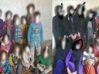 Peşmerge 36 Ezidi Kürdü IŞİD'ten kurtardı!