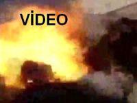 Otelde patlama: 7 yaralı