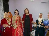 Vali Toprak: Şehit kızının düğün törenine katıldı!