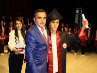 Anadolu Lisesi mezuniyet töreni düzenledi!