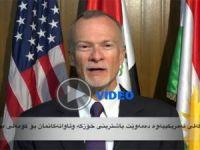 ABD Başkonsolosu Ramazan'ı Kürtçe kutladı!