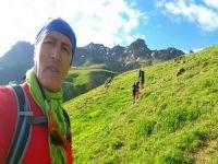 Hakkari Dağcıları Van Erek dağına tırmandı!