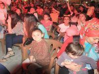 Abdullah Beyhan Hakkari'de konser verdi!