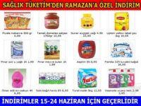 Sağlık tüketimden Ramazan indirimi!
